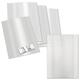 Пакеты для безвакуумной упаковки купюр, комплект 500 шт., 300×420 мм, 1 слой, 80 мкм