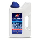 Средство для мытья посуды в посудомоечных машинах FIVE PLUS (5+), 1 кг, порошок