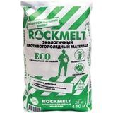 Реагент антигололедный 20 кг, ROCKMELT Eco («Рокмелт Эко»), до -20С, мешок