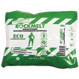 Реагент антигололедный ROCKMELT Eco («Рокмелт Эко»), 3 кг, до -20С, мешок