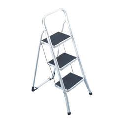 Лестница-стремянка ARNO, 69 см, 3 прорезиненные ступени 20×30 см, стальная, нагрузка до 150 кг