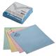 Салфетки VILEDA «ПВАмикро», комплект 5 шт., искусственная замша, голубая, 35×38 см