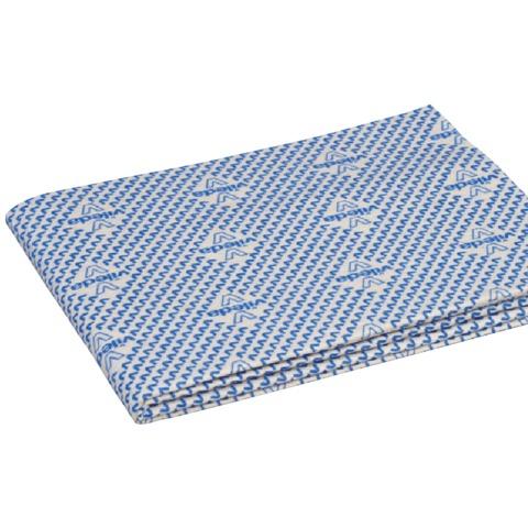 Тряпка для мытья пола VILEDA, комплект 5 шт., долговечная (хлопок, вискоза, полиэстер), 59×50 см