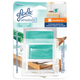 Освежитель воздуха GLADE «Sensations» аромакристалл, 8 г, «Океанский оазис», основной комплект
