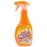 Средство для кухни 500 мл, МИСТЕР МУСКУЛ «Свежесть лимона», распылитель