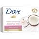 Мыло-крем туалетное DOVE, 135 г, «Кокосовое молочко и лепестки жасмина»