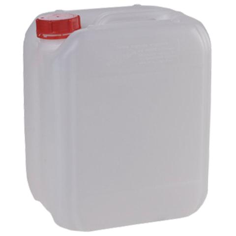 Канистра 10,8 л (10,8 дм3), полиэтилен (ПЭНД), с крышкой, для пищевых и химических продуктов, штабелируемая (29х24х20 см)