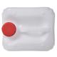 Канистра 10,8 л (10,8 дм3), полиэтилен (ПЭНД), с крышкой, для пищевых и химических продуктов, штабелируемая (29×24×20 см)