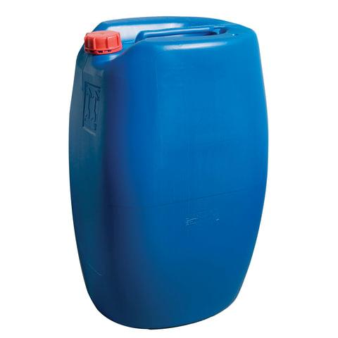 Канистра 60 л (60 дм3), полиэтилен (ПЭНД), с крышкой, для пищевых и химических продуктов, штабелируемая (66х39х33 см)