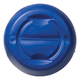 Бочка 48 л, OpenTop, полиэтилен (ПЭНД), крышка с хомутом, диаметр 323 мм, для пищевых и химических продуктов
