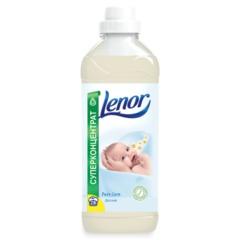 Кондиционер-ополаскиватель для белья 1 л, LENOR (Ленор) «Детский», концентрат