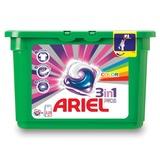 Стиральный порошок-автомат капсулы ARIEL Color (Ариэль Колор), 15 шт. по 28,8 г
