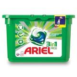 Стиральный порошок-автомат капсулы ARIEL (Ариэль), 15 шт. по 28,8 г, «Горный родник»