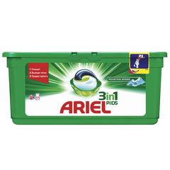Стиральный порошок-автомат капсулы 30 шт. по 28,8 г, ARIEL (Ариэль) «Горный родник»