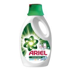 Стиральный порошок жидкий, автомат, 1,95 л, ARIEL (Ариэль) «Горный Родник», гель, концентрат