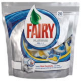 �������� ��� ����� ������ � ������������� ������� FAIRY Platinum (����� ��������), «All in 1», 20 ��., �������