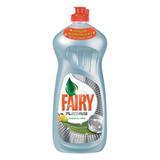Средство для мытья посуды FAIRY Platinum (Фейри Платинум), 720 мл, «Лимон и лайм»