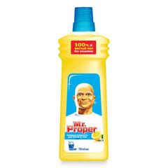 Средство для мытья пола и стен 750 мл, MR.PROPER (Мистер Пропер) «Лимон»