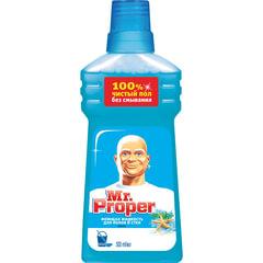 Средство для мытья пола и стен 500 мл, MR.PROPER (Мистер Пропер) «Океан»