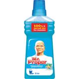 Средство для мытья пола и стен MR.PROPER (Мистер Пропер), 500 мл, «Океан»