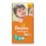 Подгузники PAMPERS (Памперс) «Sleep&Play», размер 5 (11-18 кг), 58 шт.