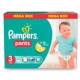 Подгузники-трусики PAMPERS (Памперс) «Active Baby Pants», размер 3 (6-11 кг), 120 шт.
