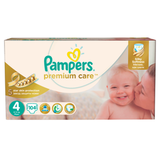 ���������� PAMPERS (�������) «Premium Care», ������ 4 (7-14 ��), 104 ��.