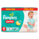 Подгузники-трусики PAMPERS (Памперс) «Active Baby Pants», размер 4 (9-14 кг), 104 шт.