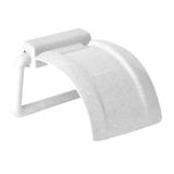 Держатель для туалетной бумаги IDEA, пластиковый, цвет мраморный
