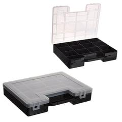 Ящик-органайзер для инструментов и мелочей, 6×27×22 см, IDEA