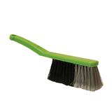 Щетка-сметка для уборки IDEA «Стандарт», 6×3,5×28 см, салатовая