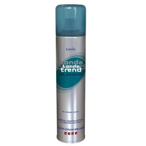 Лак для волос LONDA TREND (Лонда Тренд), 250 мл, «Ультрасильная фиксация»