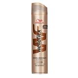 Лак для волос WELLAFLEX (Веллафлекс), 250 мл, «Блеск», суперсильная фиксация
