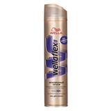Лак для волос WELLAFLEX (Веллафлекс), 250 мл, «Мгновенный объем», экстрасильная фиксация