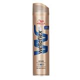 Лак для волос WELLAFLEX (Веллафлекс), 250 мл, «Объем до 2-х дней», сильная фиксация