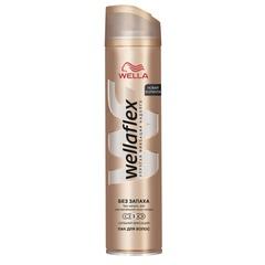 Лак для волос 250 мл, WELLAFLEX (Веллафлекс) «Сильная фиксация», без запаха