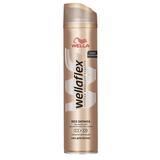 Лак для волос WELLAFLEX (Веллафлекс), 250 мл, «Сильная фиксация», без запаха