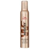 Мусс для волос WELLAFLEX (Веллафлекс), 200 мл, «Блеск», суперсильная фиксация