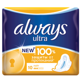 ��������� ������� ������������� ALWAYS (������) «Ultra Light», 10 ��., �����������������