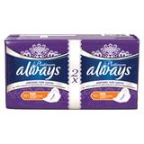 Прокладки женские гигиенические ALWAYS (Олвейс) «Ultra Platinum Normal Plus», 20 шт., ароматизированные