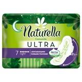 Прокладки женские гигиенические NATURELLA (Натурелла) «Ultra Camomile Night», 7 шт.