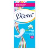 Прокладки женские гигиенические на каждый день DISCREET (Дискрит) «Deo Spring Breeze», 60 шт.
