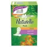 Прокладки женские гигиенические на каждый день NATURELLA (Натурелла) «Calendula Plus», 58 шт.