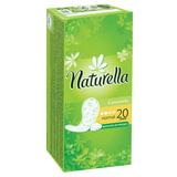 Прокладки женские гигиенические на каждый день NATURELLA (Натурелла) «Camomile Normal», 20 шт.