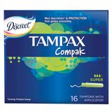 ������� ������� ������������� TAMPAX (�������) «Compak Super», 16 ��., � ������������