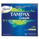 Тампоны женские гигиенические TAMPAX (Тампакс) «Compak Super», 16 шт., с аппликатором