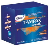 ������� ������� ������������� TAMPAX (�������) «Compak Super Plus», 16 ��., � ������������