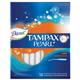 Тампоны женские гигиенические TAMPAX (Тампакс) «Discreet Pearl Super Plus», 18 шт., с аппликатором