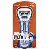 ������ GILLETTE (������) «Fusion», � 2 �������� ���������, ��� ������