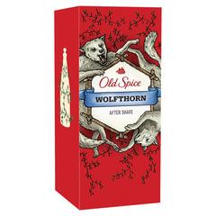 Лосьон после бритья 100 мл, OLD SPICE (Олд Спайс) «Wolfthorn», для мужчин